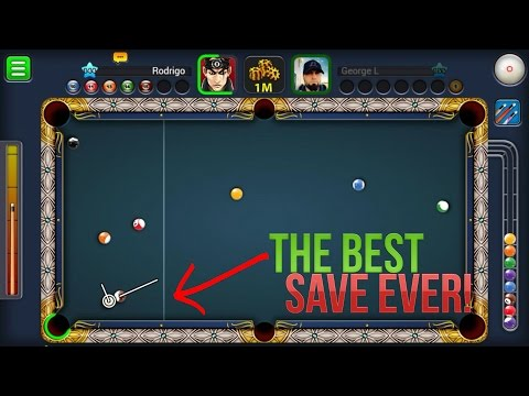 8 Ball Pool - MY MOST INTENSE MATCH IN DUBAI! [500k COINS]