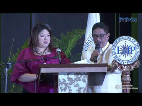 2017 League of Municipalities of the Philippines (LMP) General Assembly 3/14/2017