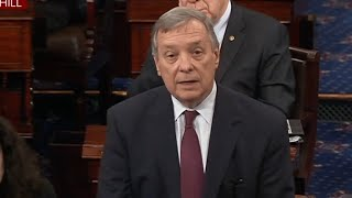 "Dick Durbin tells DREAMers ""Don't give up"""