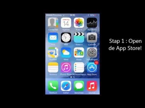 gratis muziek op iphone 5s zetten