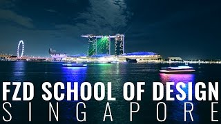 FZD School of Design: Singapore