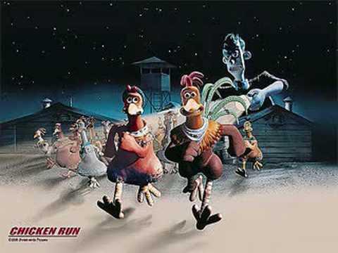 Chicken Run -- Escape to Paradise