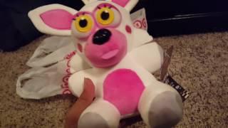 My New FNAF Funko Mangle (Fun Time Foxy) Plush