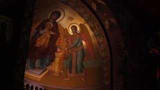 Αγρυπνία στην Ανάληψη Νέου Κόσμου ( Θεία Λειτουργία)
