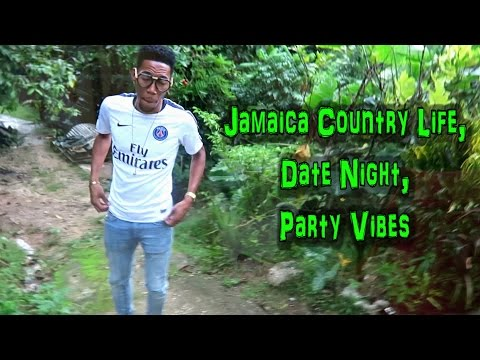 Vlog #124 | Jamaica Country Life | Date Night | Party Vibes
