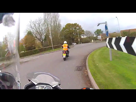 Module Two Motorcycle Test (Mod 2 Motorbike test) A full test