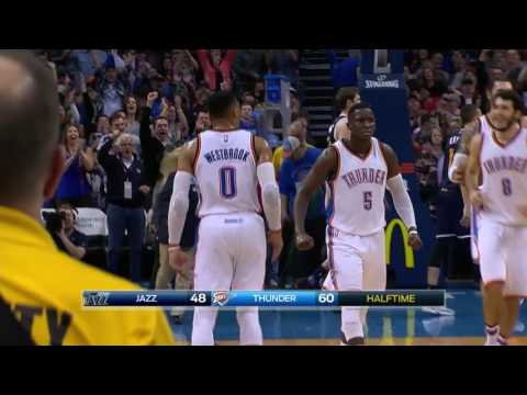 Russell Westbrook's Best Play From Every Triple Double This Year!