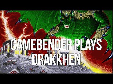 Drakkhen - Gamebender |
