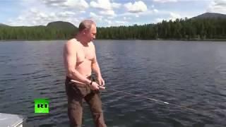 Россия призденти В.Путин балик овига чикди