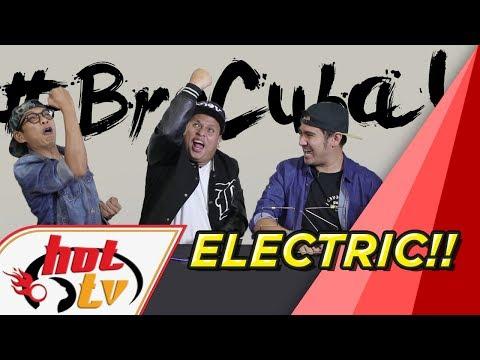Bro Cuba : Game Electric Maze yang epic!