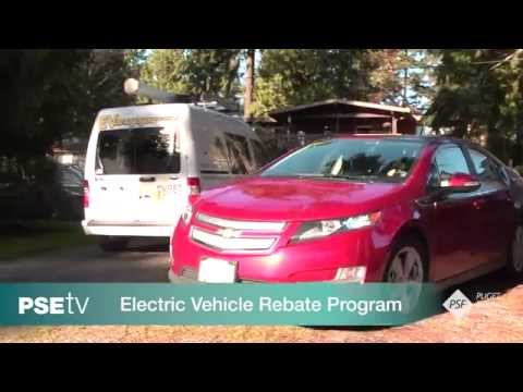 PSE Launches Rebate Program for Purchase of Level 2 Electric Vehicle Chargers