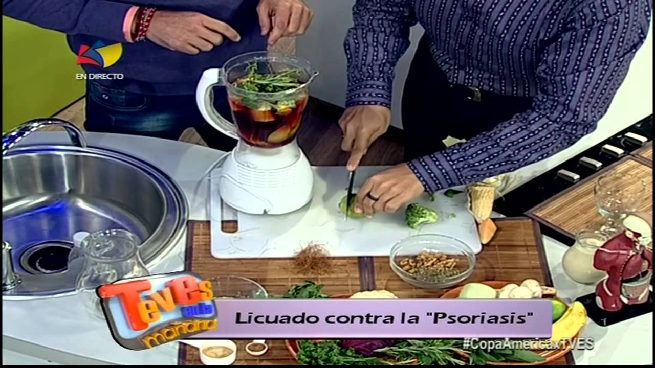 Dieta para combatir la psoriasis