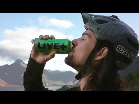 Introducing LIVE Plus Energy Drink