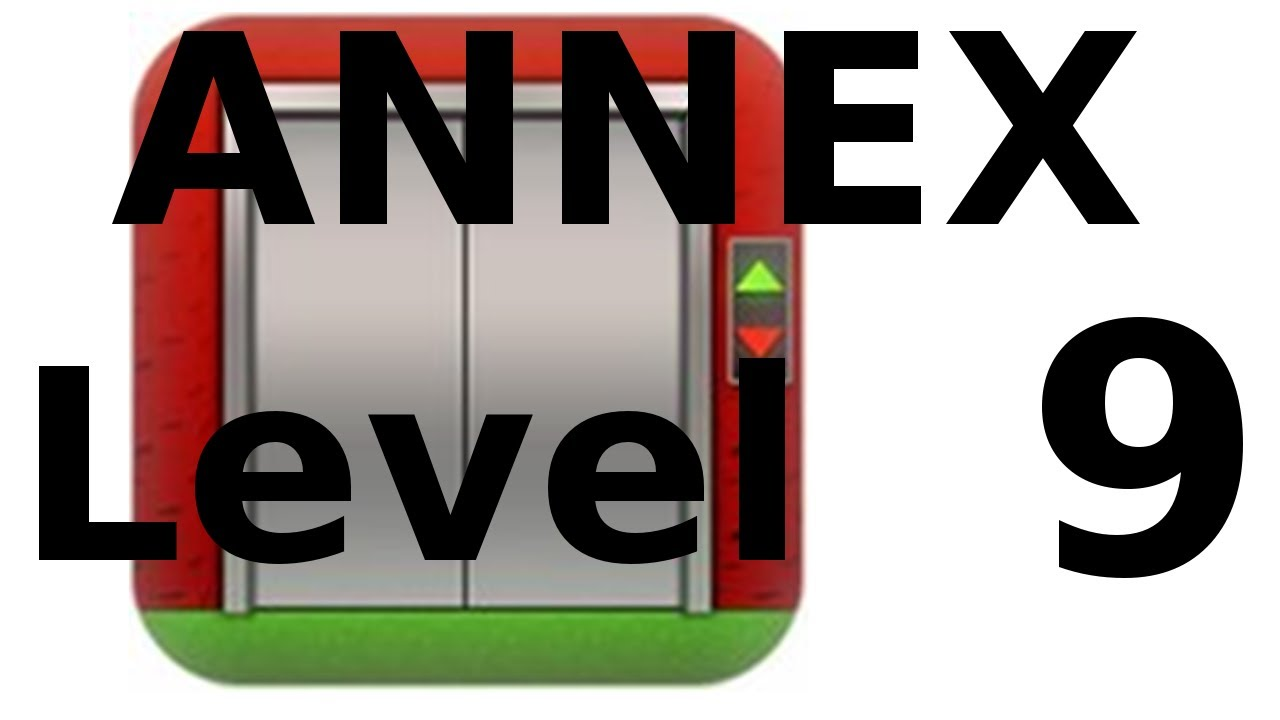 100 Floors Annex Level 9 Walkthrough Youtube
