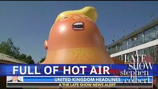 The Even More Disgraceful Trump Balloon