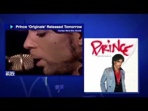 PRINCE 'ORIGINALS' ALBUM RELEASED