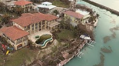 An aerial look at Hurricane Irma's damage to the Florida Keys