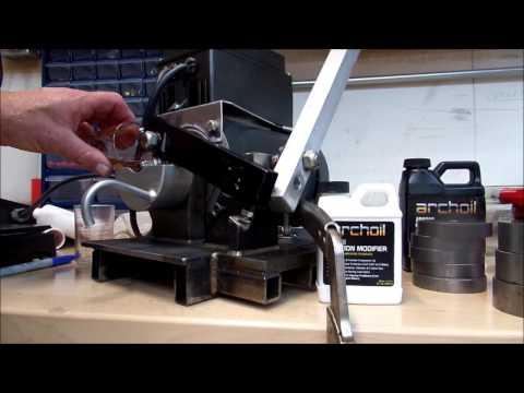 Archoil 9100 9200 compared to Arch oil NANO HBN borate