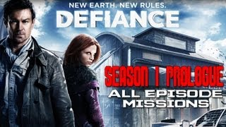 Defiance Season 1 Prologue [All Episode Missions]