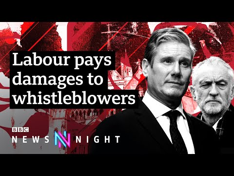 Labour pays damages