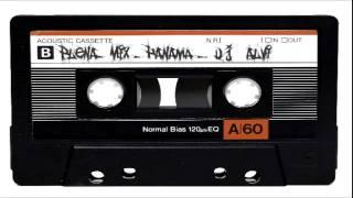 plena mix reggae panama old school vol 1 dj alvi