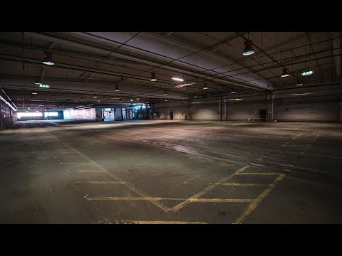 Huge abandoned building complex in Stockholm! Had a skatepark, garage, offices - Explore Sweden
