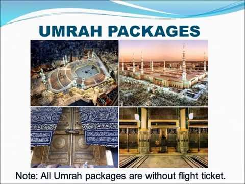 Umrah Packages 2016 - 2017 (SIDRA TRAVEL AND TOURS) Islamabad