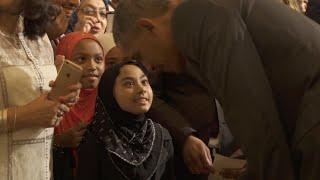 Obama Celebrates Muslim Eid Holiday At White House