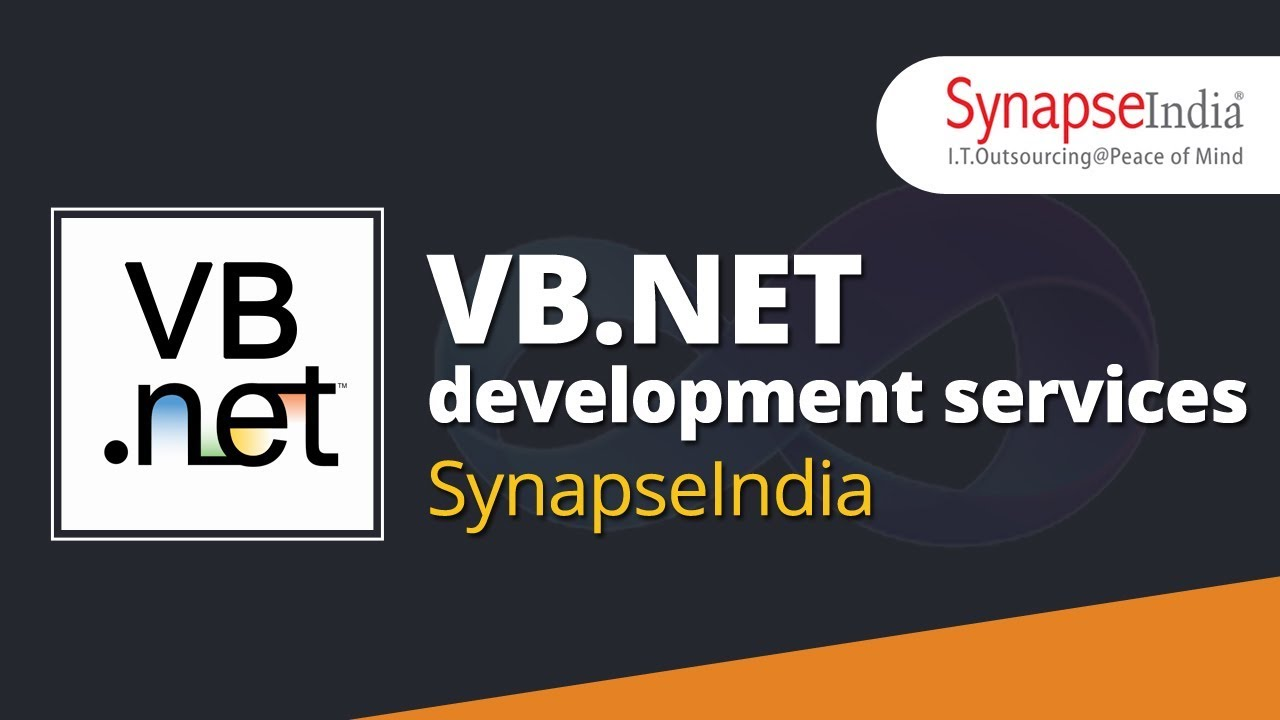 Vb Development By Synapseindia Microsoft Gold Certified