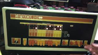 PDP-8/e OS/8 Bootstrap Loader Test