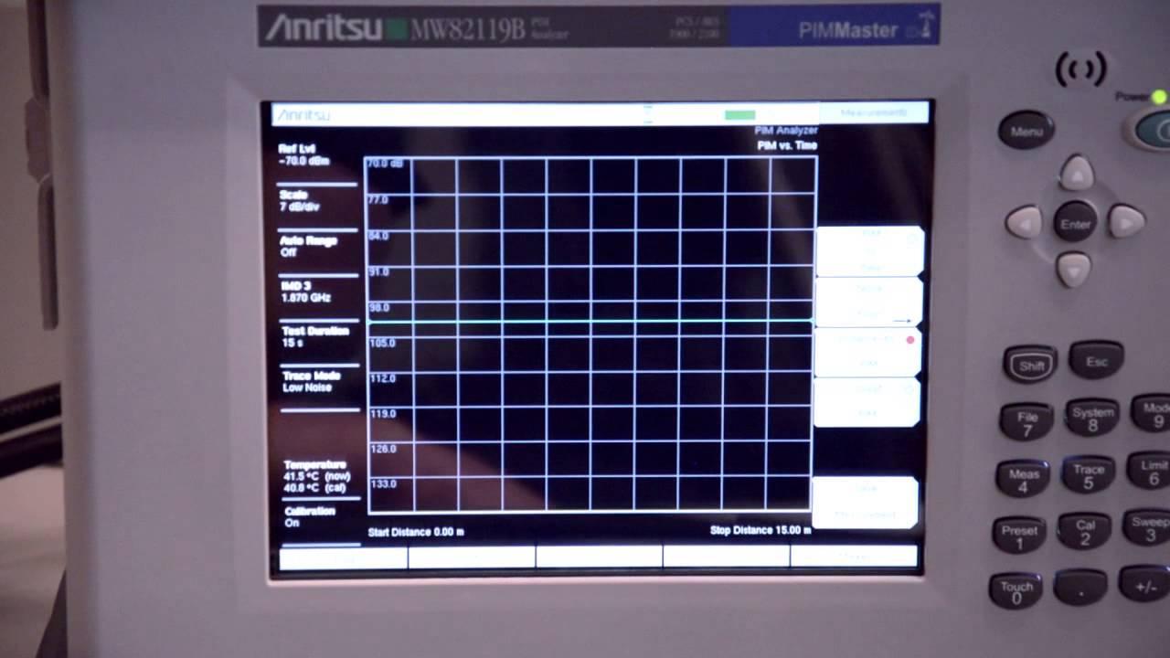 ANRITSU MW82119B PIM MASTER WINDOWS 7 DRIVER DOWNLOAD