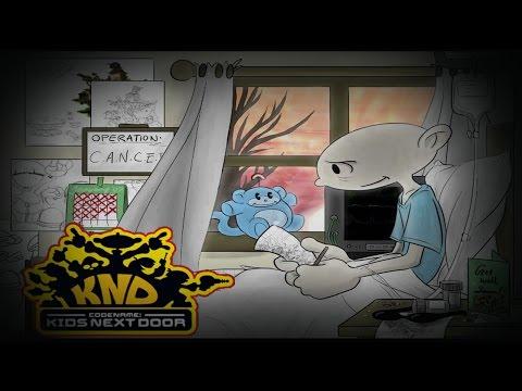 El Oscuro Secreto de KND: Los chicos del barrio (La Teoria de OPERACIÓN C.A.N.C.E.R.)
