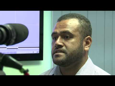 Fiji Meteorological Service media conference for Tropical Di