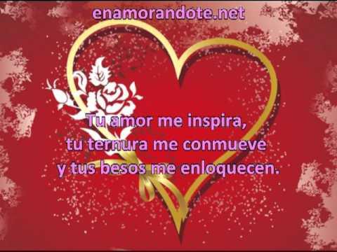 Frases Bonitas De Amor Para Enamorados Y Parejas Youtube
