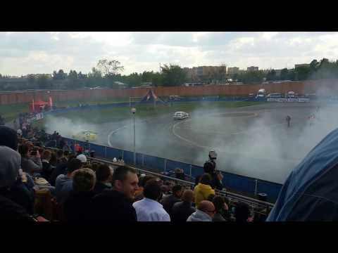 Дрифт. Чемпионат РБ. 1 этап (Пинск, 01.05.2015)