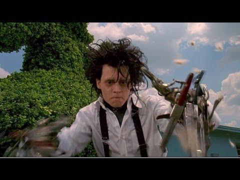 Edward Scissorhands (1990) - Trailer (HD/1080p)