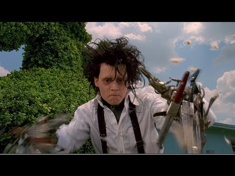 Edward Scissorhands 1990 Trailer Hd 1080p