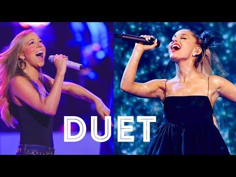 Dangerous Woman - Mariah Carey Ft Ariana Grande