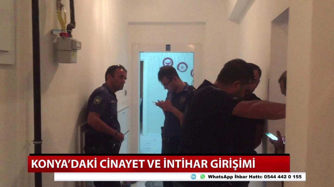 Konya'da karısını öldürdükten sonra kendisini vuran kişi hayatını kaybetti