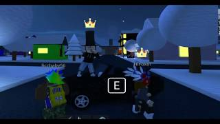yeah im riding thru the area (bad language) roblox music video