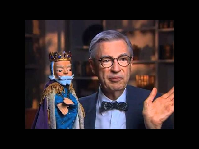 Fred Rogers On King Friday The 13th King Xiii Emmytvlegends Org Youtube