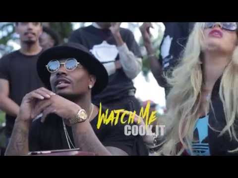RON BROWZ - WATCH ME COOK IT (OFFICIAL VIDEO)
