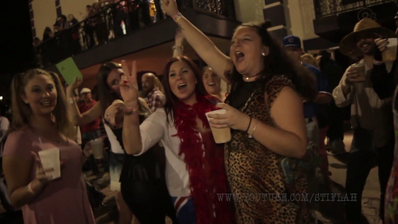Broadway At The Beach Halloween Bash 2020 Epic Halloween Party 2016   Broadway at the Beach   YouTube