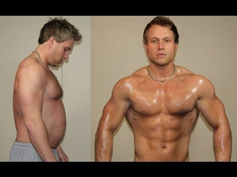 Shocking Before and After Fitness Transformation in 5