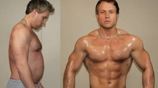 One of Furious Pete's most viewed videos: Shocking Before and After Fitness Transformation in 5 Hours EXPOSED! | Furious Pete