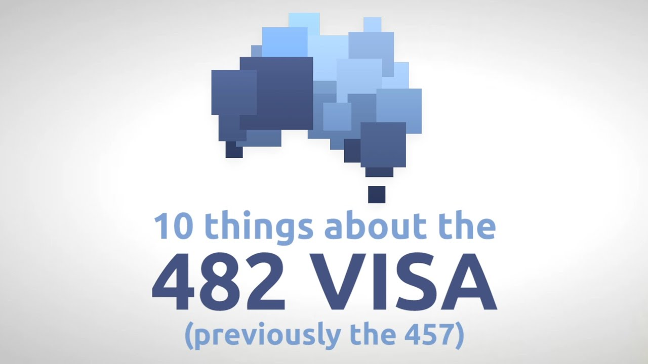 Video: 10 Things you need to know about the 482 visa - Work Visa