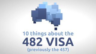 10 Facts About The New 482 TSS Visa - Work Visa Australian Immigration Citizenship News