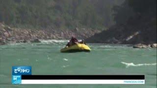 نهر الغانج الشاهد على تاريخ الهند