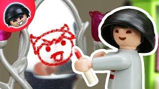 KARLCHEN KNACK #49 - Karlchen prankt Karla! - Playmobil Polizei Film