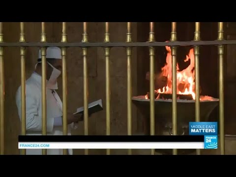 Iran : who are the Zoroastrians?